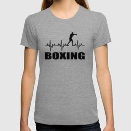 Boxer,martial art, sport T-shirt