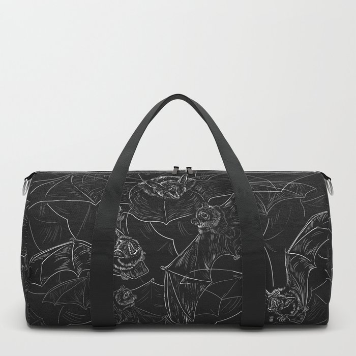 Bat Attack Duffle Bag