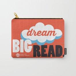 Dream Big - Iowa City Public Library Carry-All Pouch