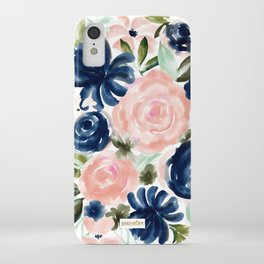 SMELLS LIKE MYSTERY Floral iPhone Case