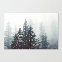 Deep in the Wild - Nature Photography Canvas Print