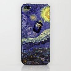 Doctor Who 010 iPhone & iPod Skin