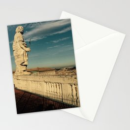 Vatican Guardians Stationery Cards