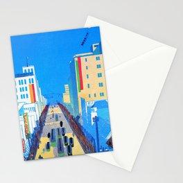 Shinjuku Street - Digital Remastered Edition Stationery Cards