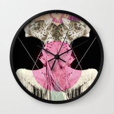 La tigre Wall Clock