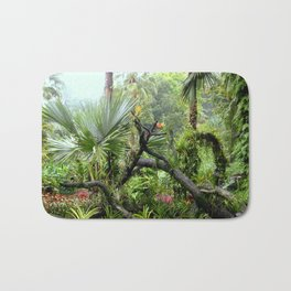 Singapore Botanical Garden 2 Bath Mat