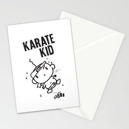 Karate Kid Stationery Cards