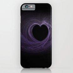 Purple Heart Slim Case iPhone 6