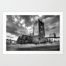 Holy Trinity Church Art Print