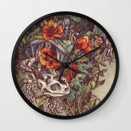 Robo Tortoise Wall Clock