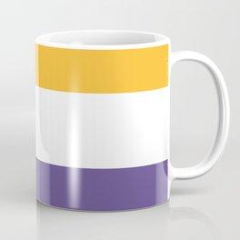 Women's Suffrage Flag Coffee Mug