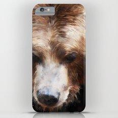Bear // Gold Slim Case iPhone 6s Plus