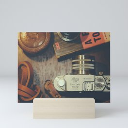 IIIf Mini Art Print