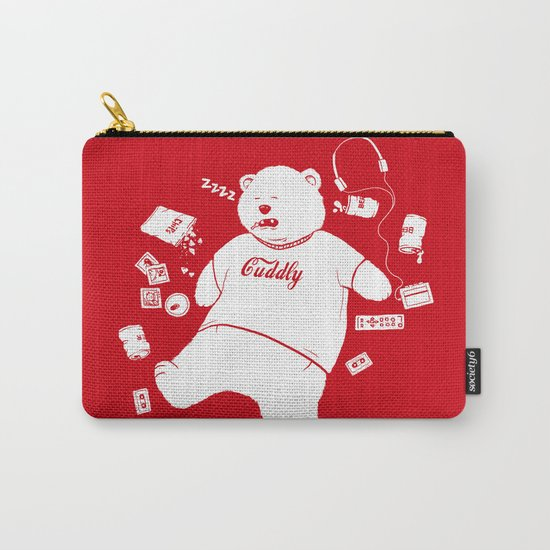Lonely Nights Carry-All Pouch