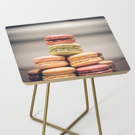 Macaron Delights Side Table