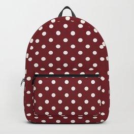 Polka Dots Backpack
