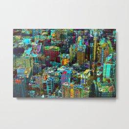 Chicago 3 Metal Print
