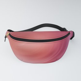 Abstract rose background Fanny Pack