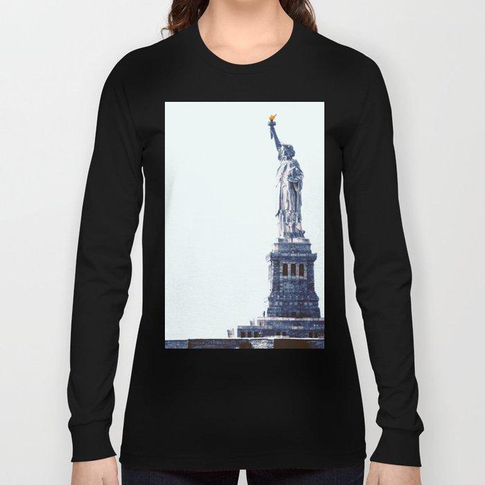 The Lady Long Sleeve T-shirt