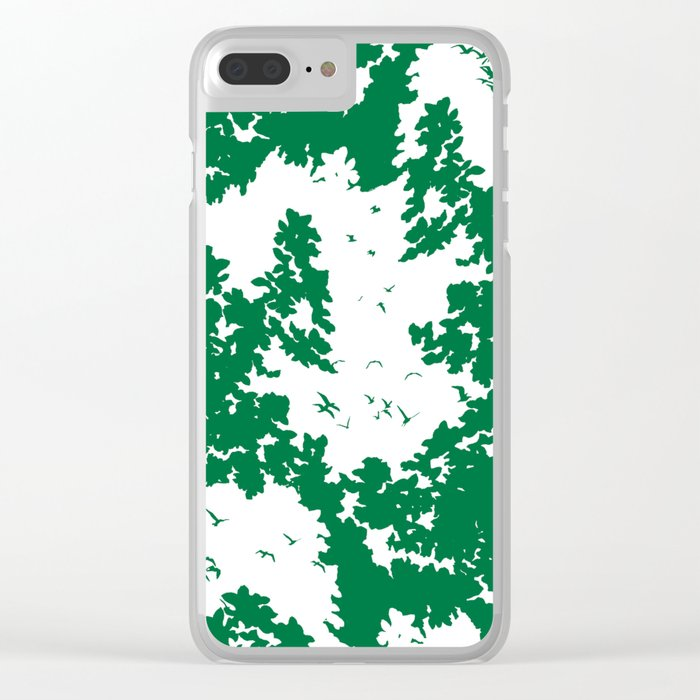 Song of nature - Day Clear iPhone Case