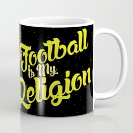 Table football is my religion Coffee Mug