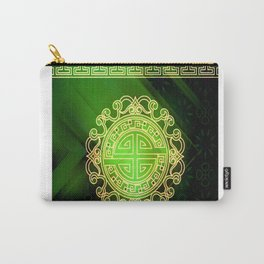 Jade island Carry-All Pouch