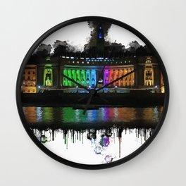 County Hall building Wall Clock