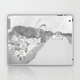 """""""White Women"""" by Virginia McCarthy Laptop & iPad Skin"""