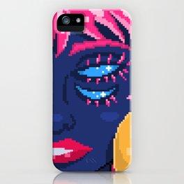 Alien iPhone Case