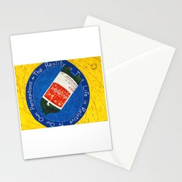 Mirrored Perceptions Stationery Cards