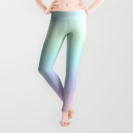 Pastel Gradient Leggings