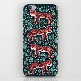 Safari Tiger by Andrea Lauren  iPhone Skin