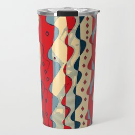 Harlequin Colors Travel Mug