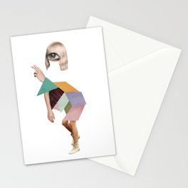 Partygirl Stationery Cards
