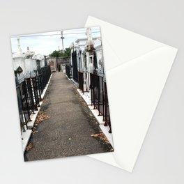 Mausoleum Row Stationery Cards