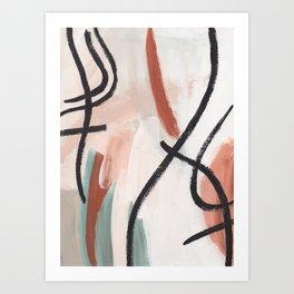Needle in the Hay Art Print