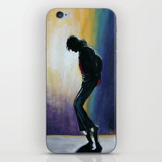 MJ move   iPhone & iPod Skin