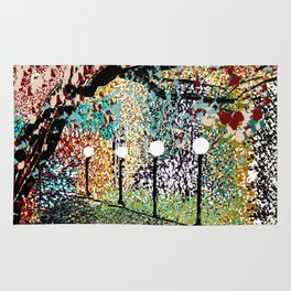 A Night in the Park Rug