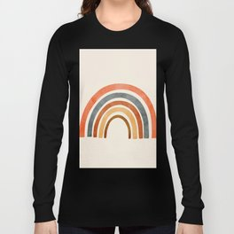 Abstract Rainbow 88 Long Sleeve T-shirt