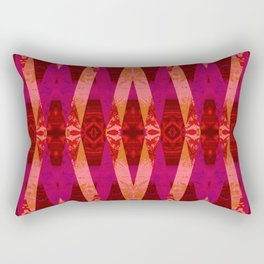 exotic warmth Rectangular Pillow