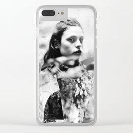 Masha Clear iPhone Case