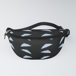 Flying saucer 2 Fanny Pack
