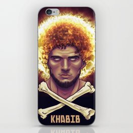 Khabib Time iPhone Skin
