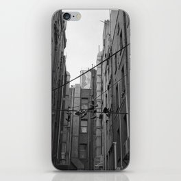 Alley #1 iPhone Skin