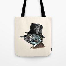 Mr. Fish Tote Bag