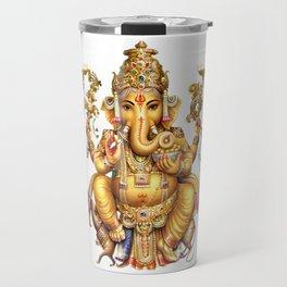 Ganesha - Hindu Travel Mug