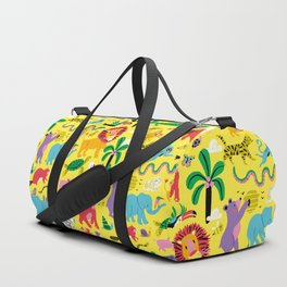 Animal Parade Duffle Bag