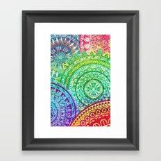 Pattern 23415 Framed Art Print
