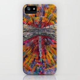 Mandala Dragon iPhone Case