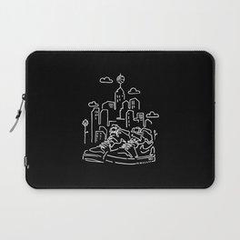 Enjoy the city Laptop Sleeve